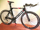 Cervelo P2 Time Trial Bike 54 inc wheels
