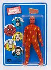 Mego 1975 Worlds Greatest Super Heroes 8 Human Torch MOC