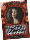 UPDATE - Did Katie Cassidy Use a Rubber Stamp on Her Supernatural Autograph Cards?  9