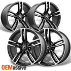 BMW Staggered Concave 19x85 19x95 Front + Rear M6 Style Gunmatel Alloy Wheels