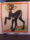 Walt Disneys Ferdinand the Bull Boxed Party Game 1938
