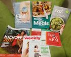 WEIGHT WATCHERS Points Plus Plan Guide Cookbook Starter Kit Helps Diet More