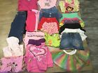 Huge 25 Piece Lot Of Baby Girl Clothes Size 12 Months