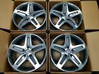 4 Factory Mercedes Benz G55 AMG 19 OEM Wheels G500 G550 G63 Rims