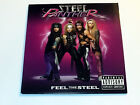 Steel Panther Feel the Steel CD Promo Sampler Includes