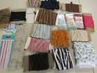 MIXED LOT OF ASSORTED  VINTAGE  SEWING TRIM 20 STYLESa