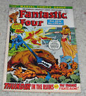 Fantastic Four 118 Inhumans Thing Human Torch Movie Lot