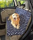 Quilted Car Seat Cover Dog Hair Truck Pet Boat RV Camper Travel