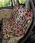 Quilted Car Seat Cover Dog Hair Truck Pet Boat RV Camper Travel Water Resist