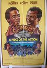 A Piece of the Action1977 Original Movie Poster One Sheet