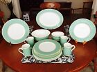 Fitz & Floyd Correlations Green China - Set of 17 Pieces