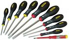 Stanley FatMax 0-65-439 Parallel/ Flared / Phillips Screwdriver Set (10 Pieces)