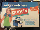Weight Watchers Punch DVD 2012 With Weighted Gloves New Sealed 3 Workouts