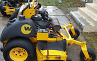 WRIGHT ZK 61 ZTR COMMERCIAL MOWER 2010 32HP KAW 135 MPH FAST STAND ON 60
