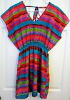 Derek Heart Womens Multi Color Spring Summer Dress Size Small