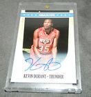 2011-12 HOOPS AUTO KEVIN DURANT ALL STAR SSP SHORT PRINTED !!!