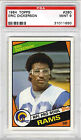 1984 Topps -- Eric Dickerson #280 -- PSA 9