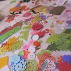 Grab bag lot of 50 pcvariety mix paper punch die cuts scrapbook embellishments
