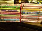 (21) Strawberry Shortcake DVD Lot: Christmas Sweet Dreams Dress Up Pets Friends