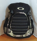 Oakley Gearbox Black  Camo Backpack Super Clean