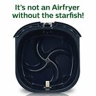 Philips XL Airfryer The Original Airfryer Fry Healthy with 75% Less Fat Black...