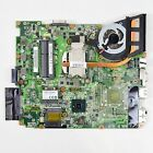 TESTED  Toshiba Satellite L655D S5156 Motherboard A000075480 + INTEL CPU + FAN