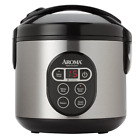 Aroma Housewares ARC-914SBD 8-Cup Digital Rice Cooker and Food Steamer