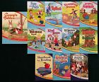 Abeka 1st First Grade Phonics Readers Complete Full Set Reading Student Books