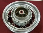 Honda CMX450 REBEL OEM  REAR WHEEL 1986 1987 450 REBEL