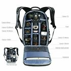 Large Camera Backpack Bag Case for Canon Nikon Sony DSLR SLR KF Concept