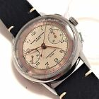 BEAUTIFUL RESTORED 1950'S BAUME MERCIER CHRONOGRAPH!!! ***USA SELLER***