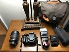 Nikon D7100 241 MP Digital SLR with AF S DX Nikkor 18 140mm f 35 56G ED VR Y