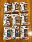 Disney Series 6 Tsum Tsum 3 Packs Set of 9 Packs Jakks RARE BATB Lion King
