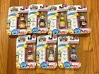 Disney Series 6 Tsum Tsum 3 Packs Tsparkle Tsurprise Set of 7 JAKKS