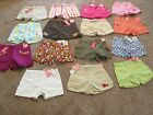 GYMBOREE U PK SHORTS JUNGLE GEM PRETTY LADY POPSICLE PARTY 6 7 8 9 10 12 NWT