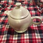 Pearl Gray Fiesta ware 5 cup Teapot in Great Condition