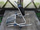 1982 Suzuki GS850G Motorcycle Luggage Rack and Backrest Back Rest