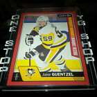 JAKE GUENTZEL RED BORDER CASE HIT RARE SSP 2016 17 OPC UPDATE MINT COMBINED S