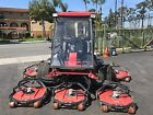 2008 Toro 4700D 4WD Wide Area Diesel Lawn Rough Mower 2488 Hrs