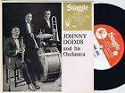 JOHNNY DODDS AND HIS ORCHESTRA Heah' Me Talkin' Australian EP 33PS 1964 Swaggie