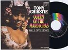 TONY CHRISTIE Queen Of The Mardi Gras German 45PS 1976 eurovision