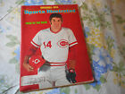 Pete Rose Covers Sports Illustrated Magazine April 1974
