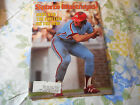 Pete Rose Covers Sports Illustrated Magazine May 1979