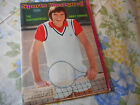 Jimmy Connors Covers Sports Illustrated Magazine March 1974