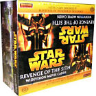 STAR WARS - Revenge of the Sith Widevision Cards Hobby Box [Topps] #NEW