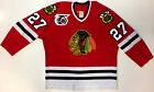 JEREMY ROENICK CHICAGO BLACKHAWKS CCM ULTRAFIL AUTHENTIC NHL 75TH JERSEY SIZE 48