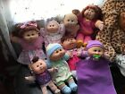 Cabbage Patch Kids Doll Lot Of 8 Dolls CUTE LOOK !!!