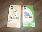 Cricut Cartridges ABC Jubilee Celebration AND A Word Party Word Builders 1 LOT b
