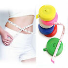 Mini Ruler Tape Measure Retractable Body Sewing Cloth Dieting Tailor 15M