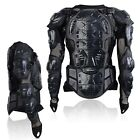 Motorcycle Motocross Clothing Racing Mens Armor Spine Chest Protective Jacket